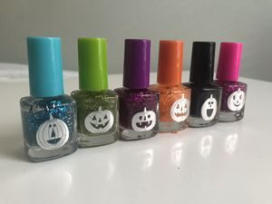 HALLOWEEN GLITTER NAIL POLISH for Sale for sale  Brooklyn, NY