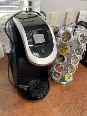 Keurig 2.0 Machine + Free Stand and Coffee for Sale in Fort Lauderdale, FL