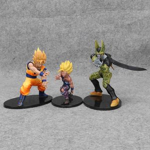 Anime Dragon Ball Z Action Figure Gohan Collectible Model Toy Dramatic Showcase Figure Toys 5in for Sale in Annville, PA