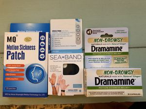 Anti-Motion Sickness Remedies for Sale in Alexandria, VA