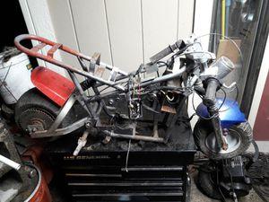 Mini bike project for Sale in Kent, WA