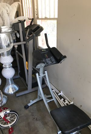 Ab coaster and treadmill both work for Sale in Riverside, CA
