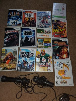Wii games for Sale in Binghamton, NY