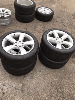 Mercedes SL Tires and Rims for Sale in Richmond, VA