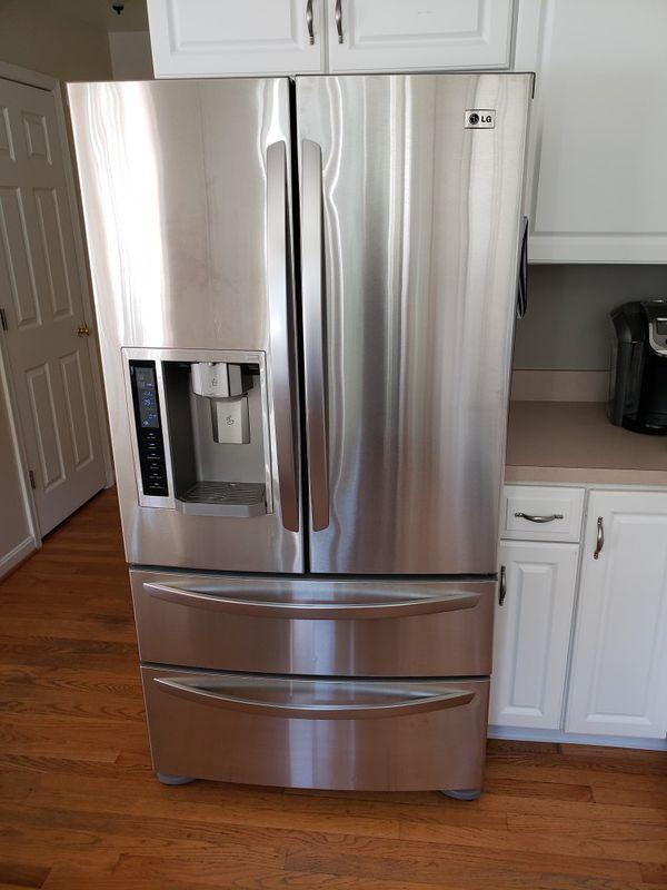 Free refrigerator
