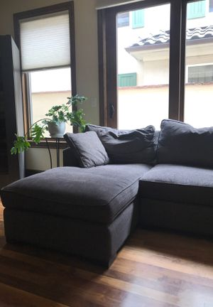 ARHAUS Couch color-grey for Sale in Denver, CO
