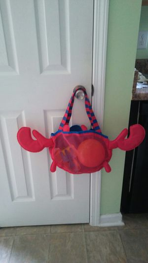 Kids/Toddler's Beach or Pool Toys and Cute Bag for Sale in Holly Springs, NC