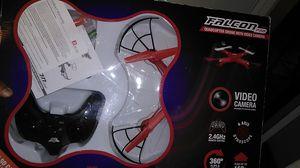 Falcon pro, quadcopter drone with video camera for Sale in San Antonio, TX