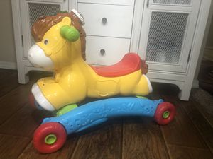 VTech Gallop and Rock Learning Pony for Sale in Clovis, CA