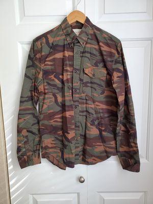 Field & Stream camo button down shirt for Sale in Hillsboro, OR