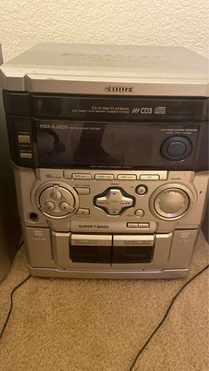 New stereo system for Sale in Antioch, CA