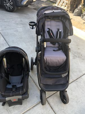 Gb stroller and car seat for Sale in San Leandro, CA