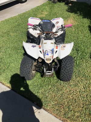 2006 Suzuki 50 quad for Sale in Riverside, CA