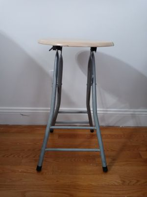 Small foldable stool for Sale in Oceanside, NY