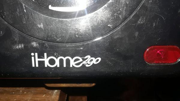 I home 2go Ipod radio