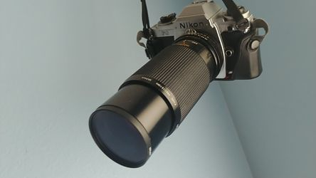 Nikon FG with original lens and 80-200 lens for Sale in Malaga,  WA