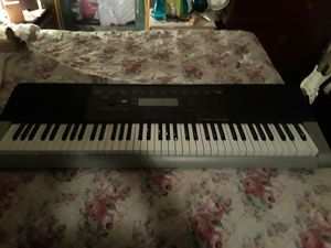 Casio keyboard for Sale in Vancouver, WA