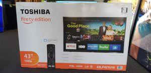 "Toshiba 43"" Full HD 1080p Fire Tv for Sale in Garden Grove, CA"