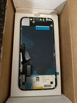 iPhone XR front screen replacement. Never used but open box, price is negotiable for Sale in San Luis Obispo, CA