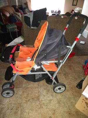Tandem Double Child Stroller for Sale in Tooele, UT