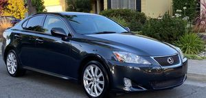 Leather Seats 2006 Lexus IS-250 AWD for Sale in New Orleans, LA