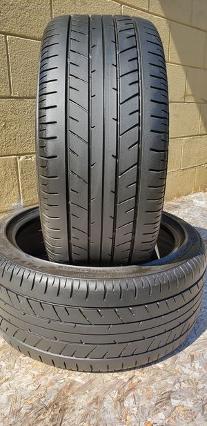 245/40/18 BRIDGESTONE POTENZA 98% TREAD for Sale in Tampa, FL