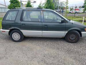 95 Mitsubishi expo van for Sale in St. Louis, MO