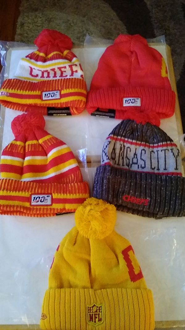 Chiefs gear vs Texans gear