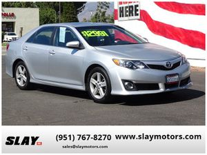 2012 Toyota Camry for Sale in Calimesa, CA