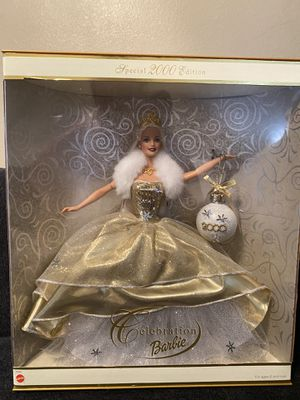 2000 Holiday Celebration Barbie for Sale in Tempe, AZ