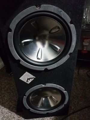 Pioneer Premier subwoofers for Sale in Stockton, CA
