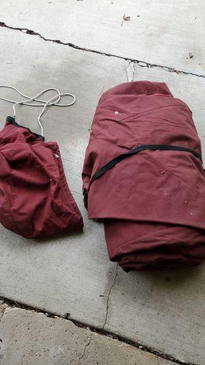 Triton 205 - boat cover and kicker cover for Sale in Mount Prospect, IL