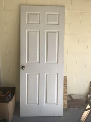 Door ( like new) for Sale in DeBary, FL