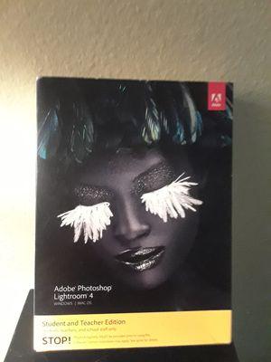 Adobe Photoshop Lightroom 4 for Sale in St. Petersburg, FL
