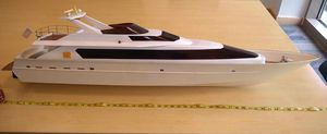"Vintage 48"" Robbe San Diego RC Radio Controlled Yacht Speedboat for Sale in Alexandria, VA"