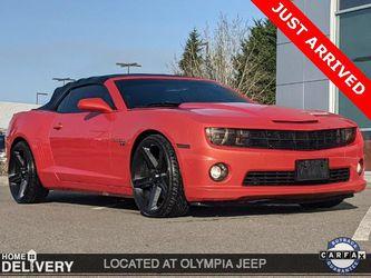 2012 Chevrolet Camaro for Sale in Olympia,  WA