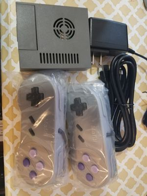 Clasic retrogames Raspberry pi 3 ready with 8000 games for Sale in Brownsville, TX