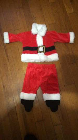 Baby Santa outfit for Sale in Fort Worth, TX