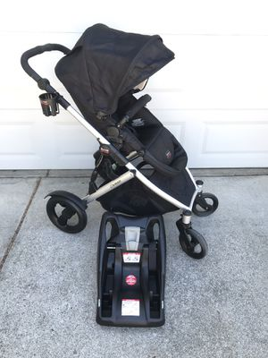 Britax B-Ready Stroller with Car Seat Base for Sale in Concord, CA