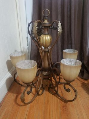 light fixtures/ furniture for Sale in Dearborn, MI