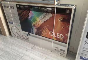 75INCH QLED SAMSUNG 4K HDR 240 Hz for Sale in Riverside, CA
