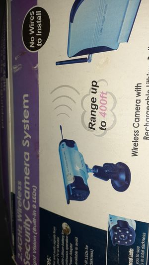 wireless security camera for Sale in Fairfield, CA