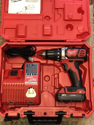 Milwaukee hammer drill brand new for Sale in Hyattsville, MD