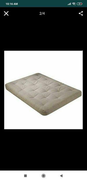 Queen Serta 8-inch futon mattress for Sale in Columbus, OH