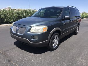 2006 Pontiac Montana AWD Minivan ONLY 130K MILES ! 06 mini van Dodge Grand Caravan for Sale in Tempe, AZ