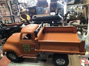 Orange Dump Truck 1960's for Sale in Marysville, WA