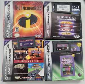 Nintendo Game Boy Advance Games for Sale in Tampa, FL