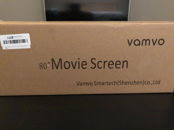 Vamvo movie screen