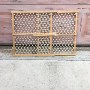 Child or pet protection gate. Shows some wear for Sale in West Palm Beach, FL