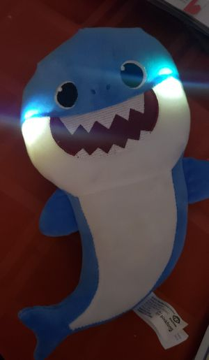 Baby shark singing plush toy pinkfong for Sale in Los Angeles, CA
